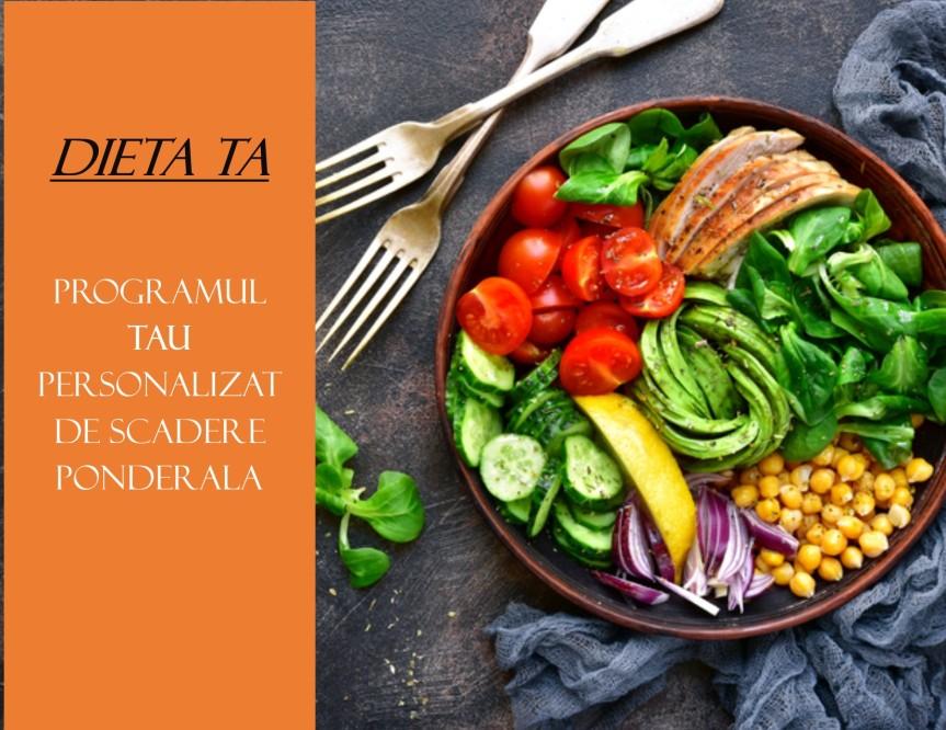 """""""Dieta TA"""" – programul perfect deslabire"""