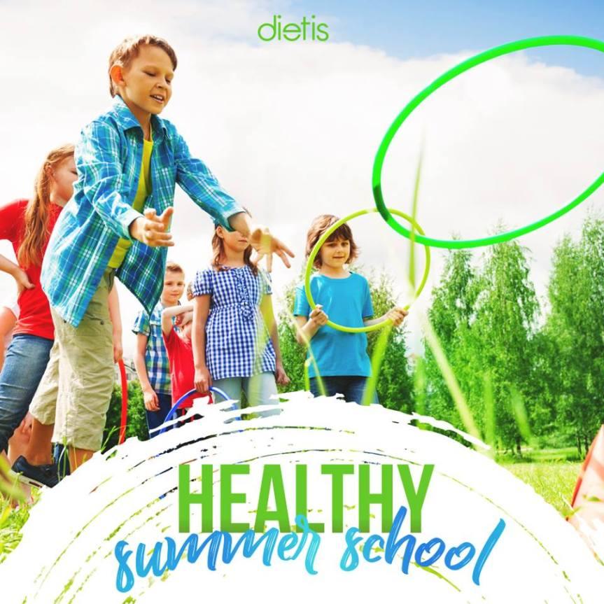 Healthy summer school – program de vara pentrucopii
