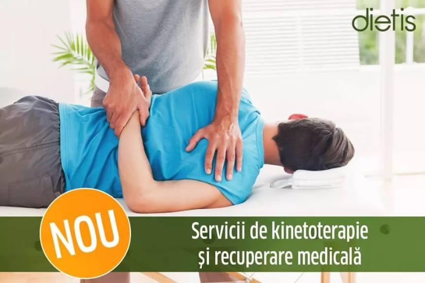Kinetoterapia si recuperarea medicala – ce rol are in combaterea problemelor degreutate